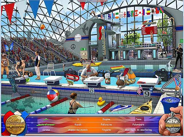 Screenshot Del Gioco 3 Supersport Estivi