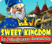 Caratteristica Screenshot Gioco Sweet Kingdom: La Principessa Incantata