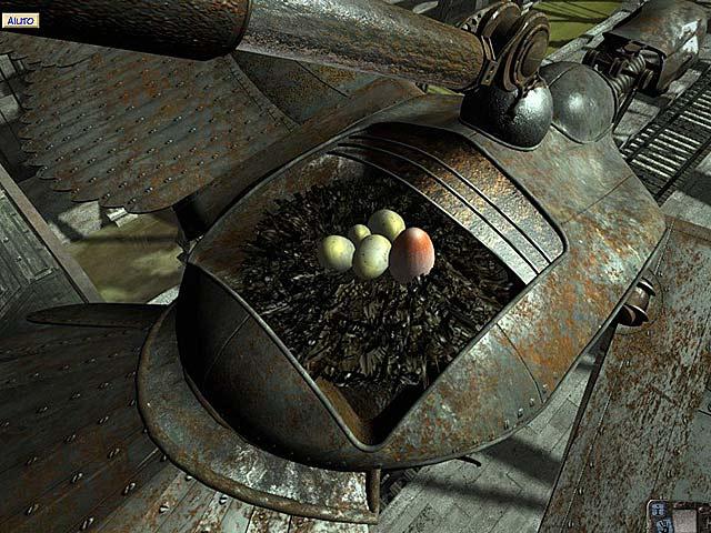 Screenshot Del Gioco 3 Syberia - Part 2
