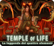 Temple of Life: La leggenda dei quattro elementi