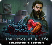Caratteristica Screenshot Gioco The Andersen Accounts: The Price of a Life Collector's Edition