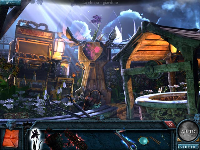 Screenshot Del Gioco 1 The Beast of Lycan Isle