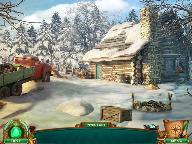 Screenshot Del Gioco 2 The Emerald Maiden: Symphony of Dreams Collector's Edition