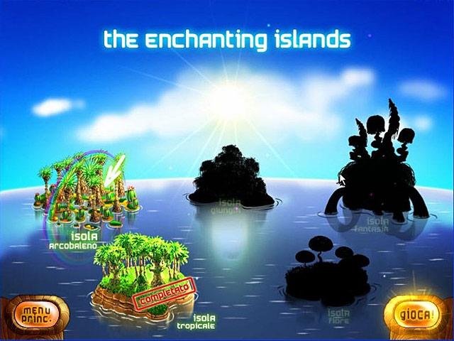 Screenshot Del Gioco 3 The Enchanting Islands