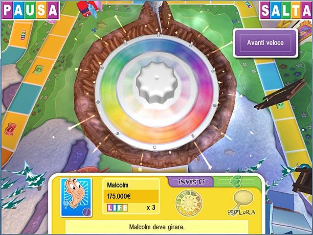 Screenshot Del Gioco 3 The Game of Life ®