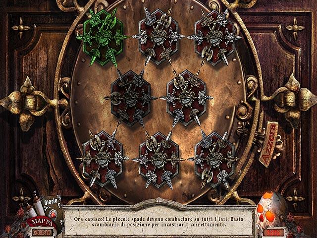 Screenshot Del Gioco 3 The Keepers: L'Ultimo Segreto dell'Ordine