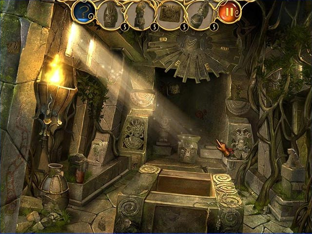 Screenshot Del Gioco 3 The Lost Inca Prophecy