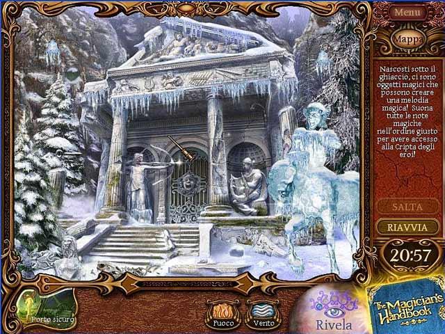 Screenshot Del Gioco 2 The Magician's Handbook II: Blacklore