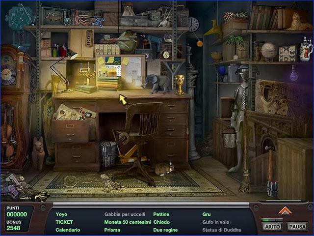 Screenshot Del Gioco 1 The Nightshift Code