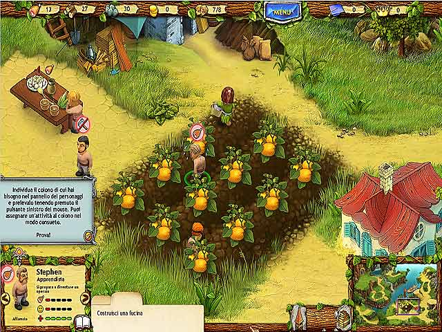 Screenshot Del Gioco 3 The Promised Land