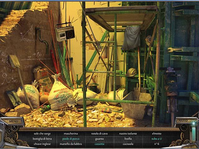 Screenshot Del Gioco 2 The Secret Order: Nuovi orizzonti