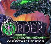 Caratteristica Screenshot Gioco The Secret Order: Return to the Buried Kingdom Collector's Edition