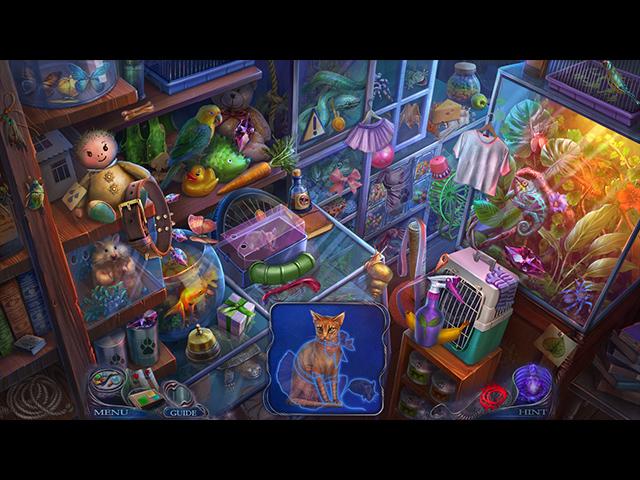 Screenshot Del Gioco 2 The Unseen Fears: Last Dance Collector's Edition