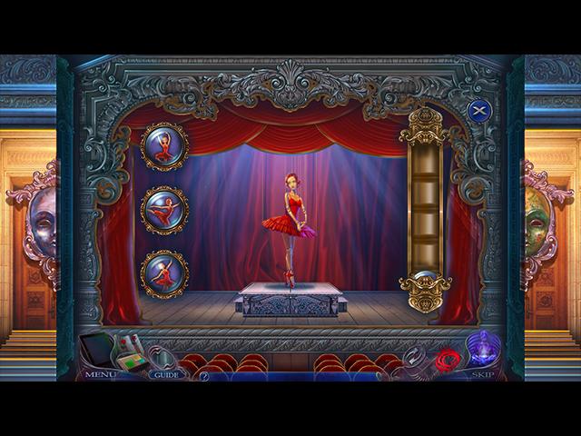 Screenshot Del Gioco 3 The Unseen Fears: Last Dance Collector's Edition