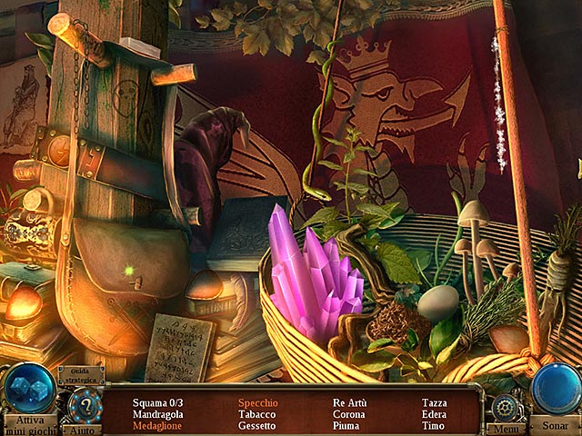 Screenshot Del Gioco 1 Time Mysteries: L'Ultimo Enigma