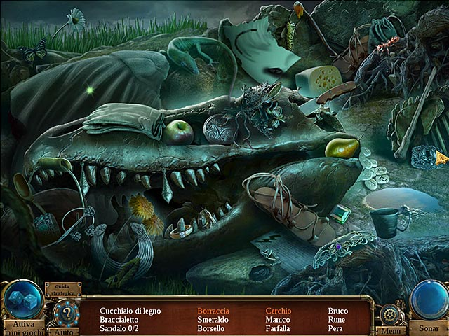 Screenshot Del Gioco 3 Time Mysteries: L'Ultimo Enigma