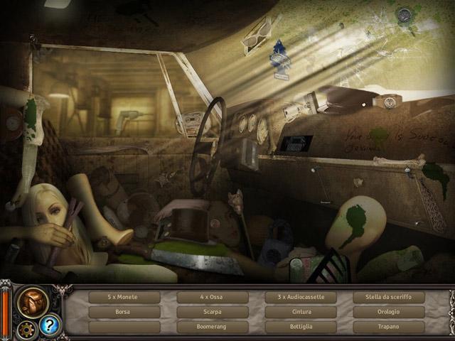 Screenshot Del Gioco 3 Trapped: The Abduction