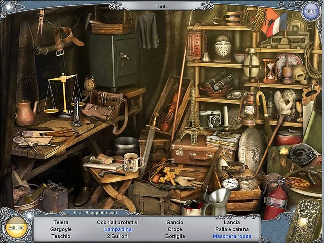 Screenshot Del Gioco 2 Treasure Seekers: L'ora è giunta