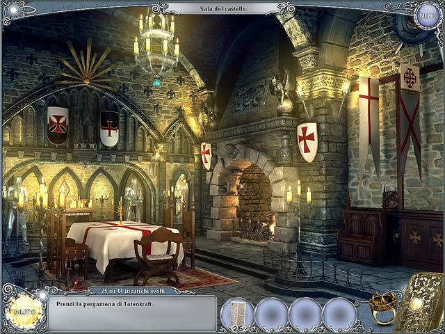 Screenshot Del Gioco 3 Treasure Seekers: L'ora è giunta