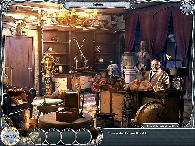 Video for Treasure Seekers: Segui i fantasmi