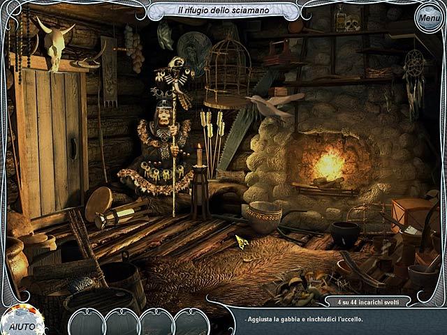 Screenshot Del Gioco 3 Treasure Seekers: Segui i fantasmi