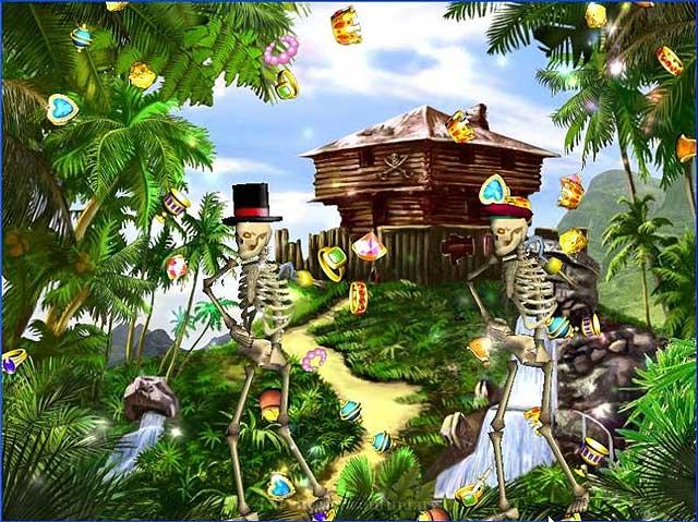 Screenshot Del Gioco 2 Treasure Island