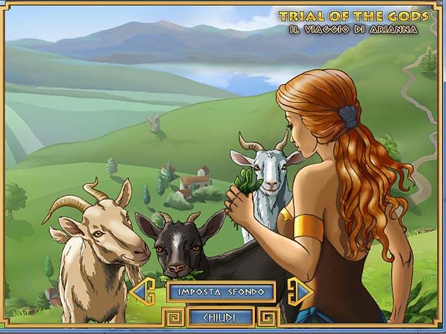 Screenshot Del Gioco 2 Trial of the Gods: Il Viaggio di Arianna