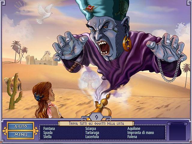 Screenshot Del Gioco 3 Trial of the Gods: Il Viaggio di Arianna