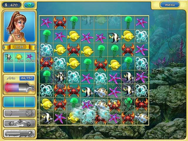 Screenshot Del Gioco 1 Tropical Fish Shop 2