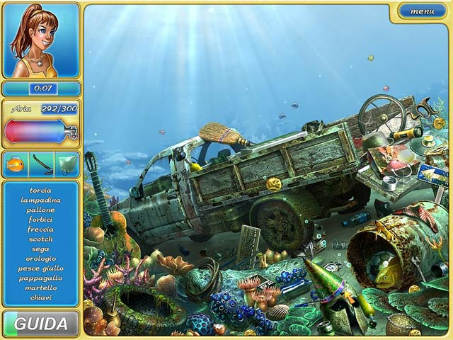 Screenshot Del Gioco 3 Tropical Fish Shop 2