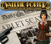 Valerie Porter and the Scarlet Scandal
