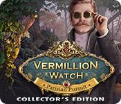 Caratteristica Screenshot Gioco Vermillion Watch: Parisian Pursuit Collector's Edition