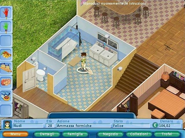 Screenshot Del Gioco 1 Virtual Families