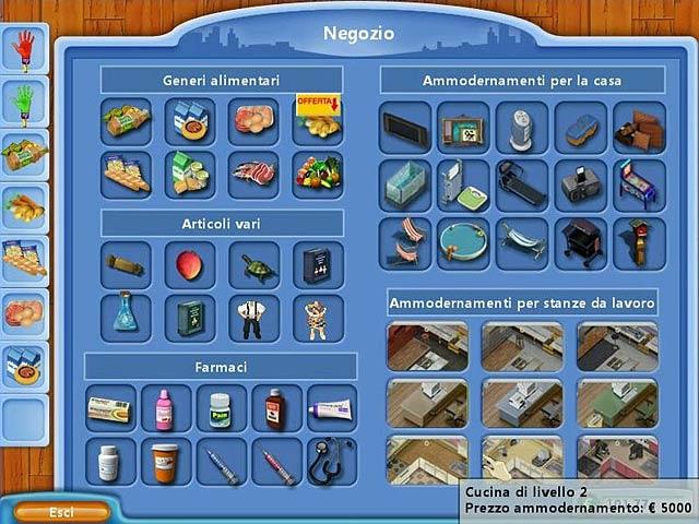 Screenshot Del Gioco 3 Virtual Families