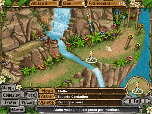 Screenshot Del Gioco 2 Virtual Villagers 4 - The Tree of Life