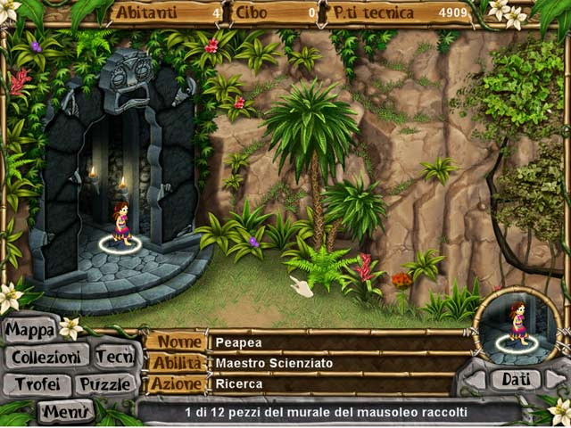 Screenshot Del Gioco 3 Virtual Villagers 4 - The Tree of Life