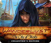 Caratteristica Screenshot Gioco Wanderlust: The City of Mists Collector's Edition