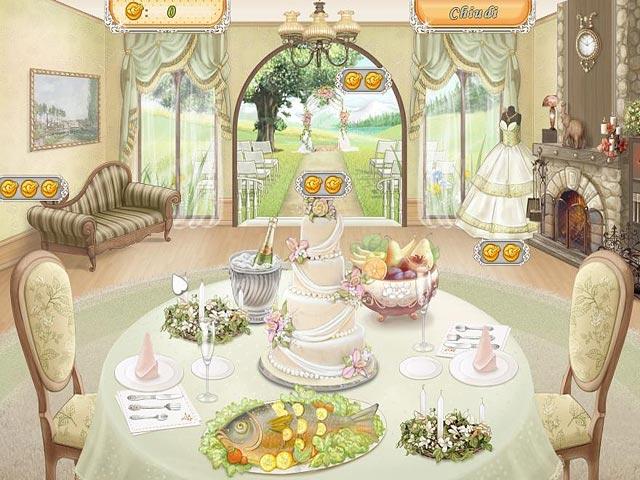 Screenshot Del Gioco 2 Wedding Salon
