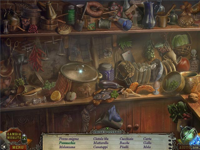 Screenshot Del Gioco 3 Whispered Secrets: La storia di Tideville