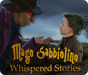 Whispered Stories: Mago Sabbiolino
