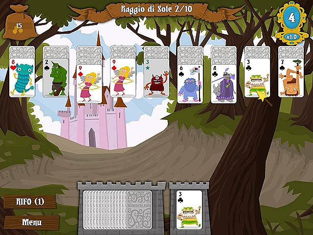 Video for Wonderland Solitaire