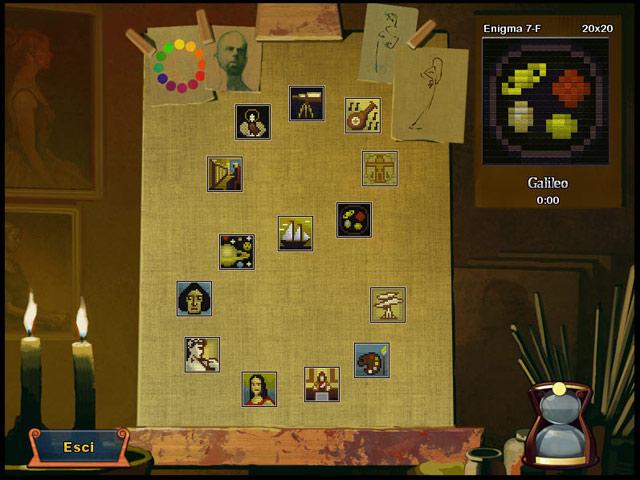 Screenshot Del Gioco 2 World Mosaics 2