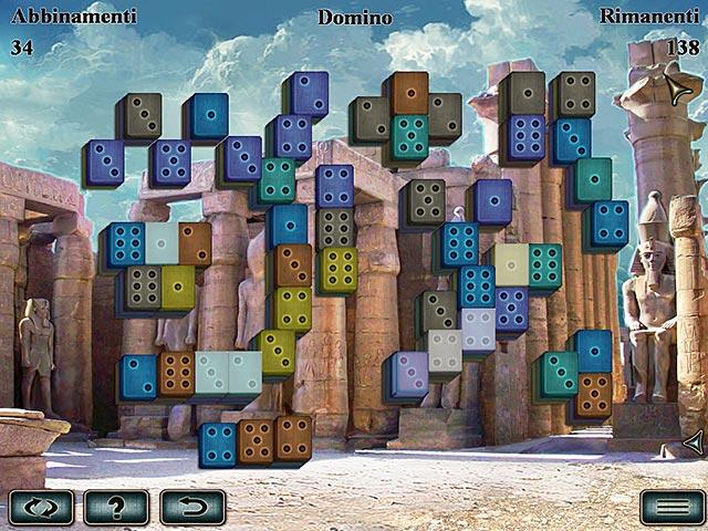 Screenshot Del Gioco 3 World's Greatest Temples Mahjong