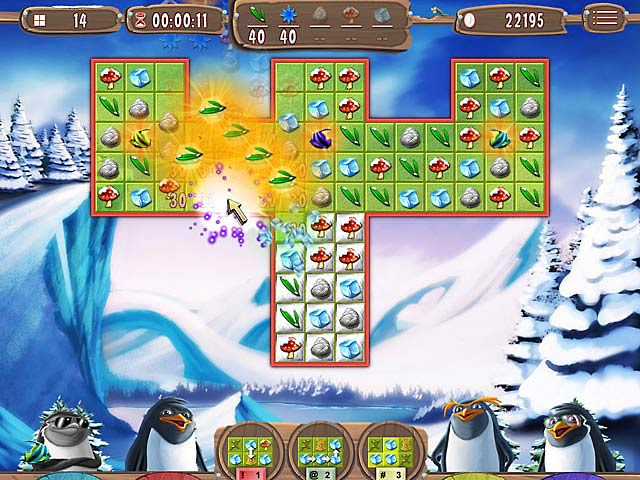Video for Yeti Quest: Crazy Penguins