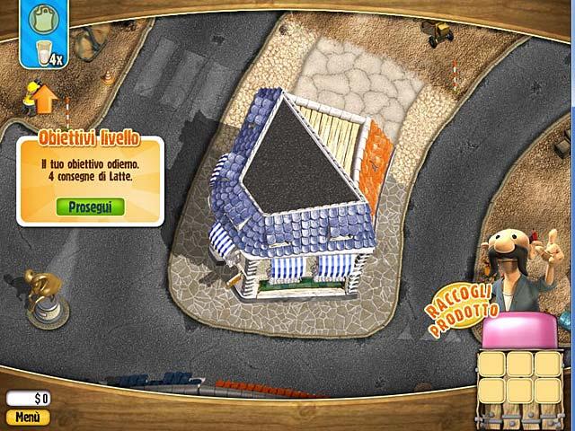 Screenshot Del Gioco 1 Youda Farmer 2: Salva il villaggio