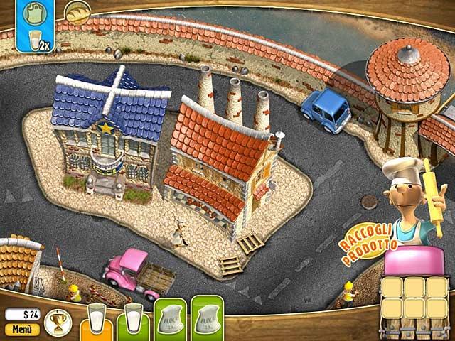 Screenshot Del Gioco 2 Youda Farmer 2: Salva il villaggio