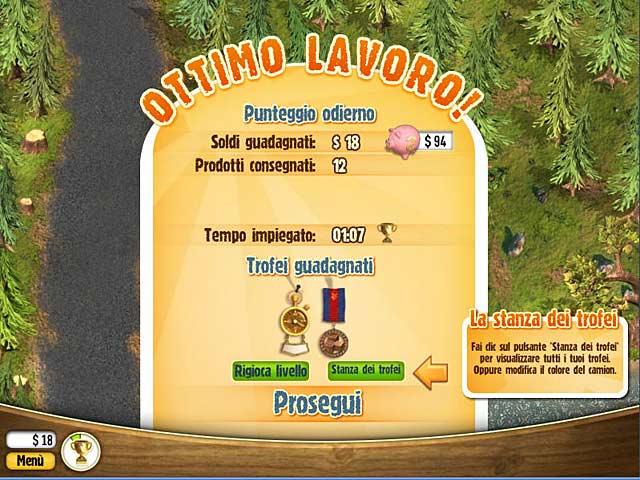 Screenshot Del Gioco 3 Youda Farmer 2: Salva il villaggio