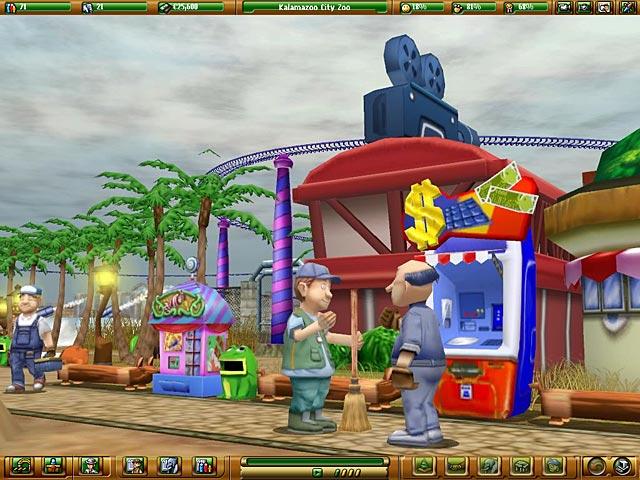 Screenshot Del Gioco 1 Zoo Empire