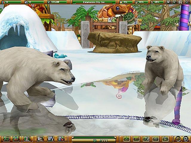 Screenshot Del Gioco 2 Zoo Empire