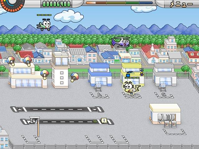 ゲームのスクリーンショット 1 エアポート マニア:ファースト フライト